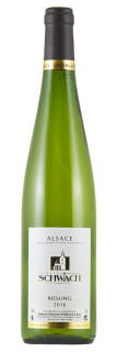 AOC Alsace - Domaine Schwach - Riesling 2017, 0,75l