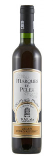DO Montilla Moriles - Toro Albalá - Cream P.X Marques de Poley 0,5l