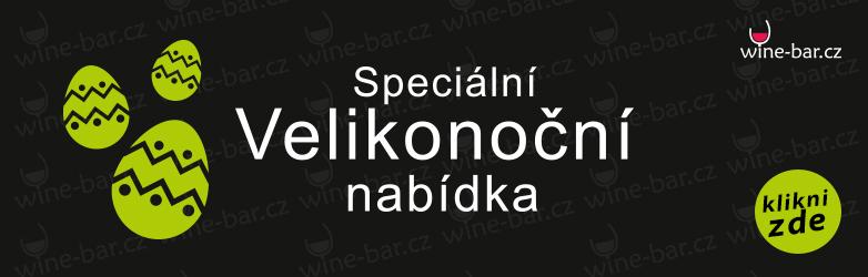 Speciální velikonoční nabídka vín